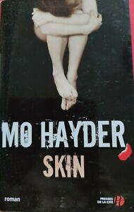 Mo Hayder - 3 thrillers glaçants: Birdman + Skin + Pig Island