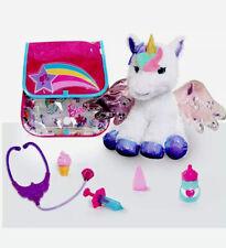 Barbie Dreamtopia Kiss & Care UNICORN Doctor Set NEW