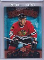 2006-07 Artifacts Bronze #201 Dustin Byfuglien Team: Chicago Blackhawks /25