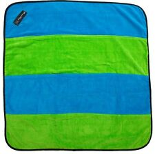New Mum2Mum Play 'n' Change Mat, Towelling Wipe-Able Backing Teal/Lime Mum 2 Mum