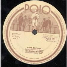 "UK Supporters – Viva Espana ,12"" vinyl ,"