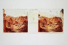 LourdesHautes-Pyrénées France7 plaques stéréoscopiques