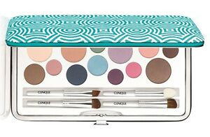 Clinique Jonathan Adler Chic Colour Kit Eye Shadow Palette 13 Shades Limited Ed.