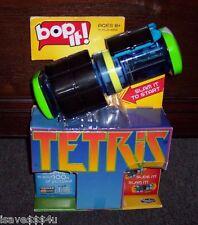 NEW BOP IT TETRIS GAME - BOP IT! W/ A TETRIS TWIST! BEAT PUZZLE TO UNLOCK LEVELS