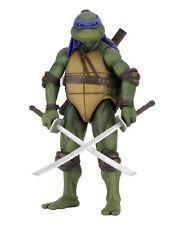 Leonardo Teenage Mutant Ninja Turtles 1990 Movie TMNT 1/4 45cm Figur NECA