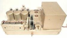 vintage .MELROSE * MODEL 43  RADIO part: PARTIAL RESTORED CHASSIS