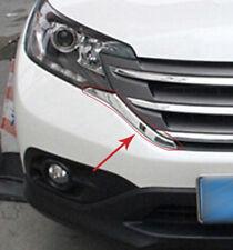 ABS Chrome Front Grille Grilles Cover For Honda CRV CR-V 2012 2013 2014
