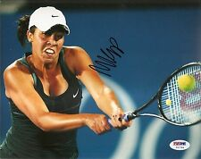Madison Keys Tennis Signed Auto 8x10 PHOTO PSA/DNA COA