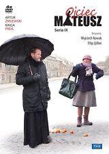 OJCIEC MATEUSZ sezon 9 ( 4 disc)POLISH Shipping Worldwide