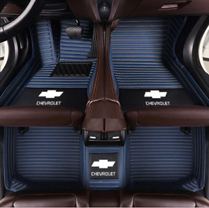 Car Floor Mats For Chevrolet Aveo,Camaro,Blazer Sport,Cruze,Equinox,Malibu