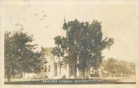 Bowers ME Church Junction City Kansas #2600 1908 RPPC Photo Postcard 7259