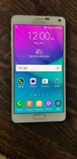 Unlocked Samsung Galaxy Note 4 Sm-N910V Charcoal white (Verizon) Smartphone