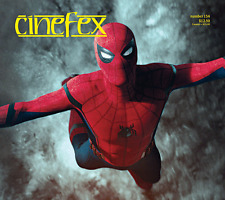 CINEFEX #154: SPIDER-MAN HOMECOMING Valerian THE MUMMY Pirates Caribbean NEW!