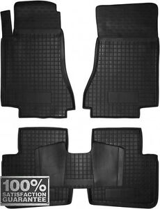 Rubber Carmats for Opel Omega B 1994-2003 All Weather Floor Mats Fully Tailored