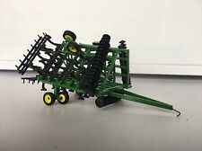 1/64 Custom Farm Toy John Deere 36 Ft Soil Finisher Ertl