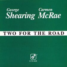 George Shearing and Carmen McRae - Two for the Road [CD]