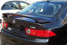 Acura TSX Rear Wing Spoiler Painted Factory Style with LED 2004-2008 JSP 37418