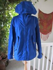 "Gap Blue Hooded Jacket Size S ""Good Gentle Worn Condition"""