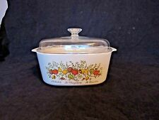 Corning Ware 5 Quart Spice of Life Dutch Oven/Sauce Pan with Lid