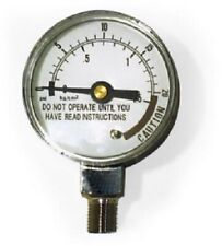 Presto Canner Steam Gauge, For Presto Canners Manufactured Prior To 1978.