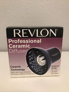 Revlon Professional Ceramic Diffuser-Universal Design (New Never Used)