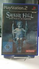 Silent Hill Shattered Memories ~ Very Good Condition [Rare]