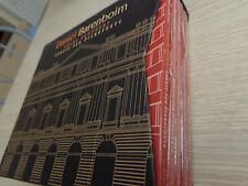 OPERA COMPLETA BOX 5 CD DANIEL BARENBOIM FRANZ SCHUBERT SONATE PER PIANOFORTE