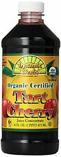 Dynamic Health 100 Pure Organic Certified Tart Cherry Juice Concentrate,