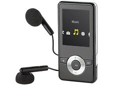 Video- & MP3-Player 4,6cm TFT-Display für microSD bis 32 GB Radio & Voice Record