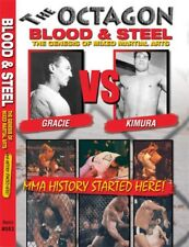 OCTAGON BLOOD AND STEEL - The Origins of MMA