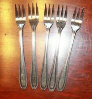 Rogers Cameo Pickle Fork Stanley Roberts Stainless Flatware