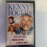 Kenny Rogers Duets (Cassette)