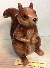 Ceramic Money Saving Bank Squirrel Piggy Bank Collectible Animal Collection