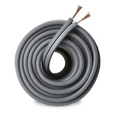 Monster 1000' FT Speaker Cable 16 AWG GA 2 Conductor Stranded Copper Gray S16