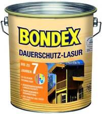 Bondex Dauerschutz-lasur 4 00 L eiche hell