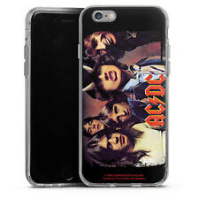 Apple iPhone 6 Silikon Hülle Case - ACDC HIGHWAY