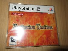 Suikoden Tactics - Sony Ps2 Playstation 2 - Versión Pal Promo