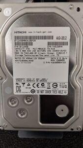"Hitachi HDS723030ALA640 3TB SATA 6.0Gb/s 64MB 3.5"" Hard Drive"