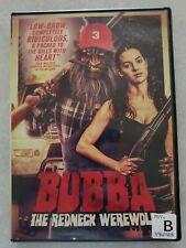 Bubba the Redneck Werewolf (DVD, 2017) RARE COMEDY HORROR