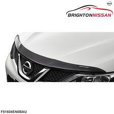 New Genuine Nissan Qashqai J11 Bonnet Protector, Smoked F51604EN0BAU RRP $140