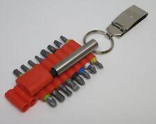 Würth Bitsatz mini 17-teilig mit Gürtelklipp Bithalter Bitbox Bitset - 0614203