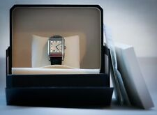 Jaeger LeCoultre Reverso Grande Date 8 Day Steel 240.8.15 BOX & PAPERS