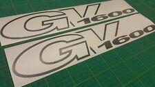 Suzuki Grand Vitara GV1600 decals stickers graphics 1.6 restoration replacement