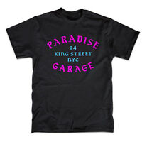 Paradise Garage T-Shirt - Larry Levan NYC Disco Chicago House