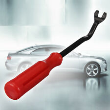Car Door Trim Remover Interior Panel Upholster Card Clip Removal Lever Tool Kit