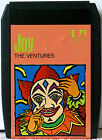 THE VENTURES Joy AKA Ventures Play The Classics 8 TRACK TAPE CARTRIDGE