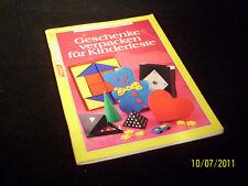 Cornelia Netolitzky - Geschenke verpacken für Kinderfeste