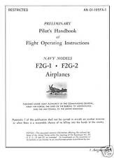 SUPER CORSAIR - GOODYEAR F2G - HANDBOOK AN-01-195FA-1