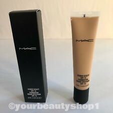 MAC Studio Sculpt Foundation SPF 15 NC20 100% Authentic Brand New In Box