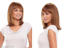 Medium Monofilament Heat Friendly Jon Renau Flame Straight Blonde Wigs